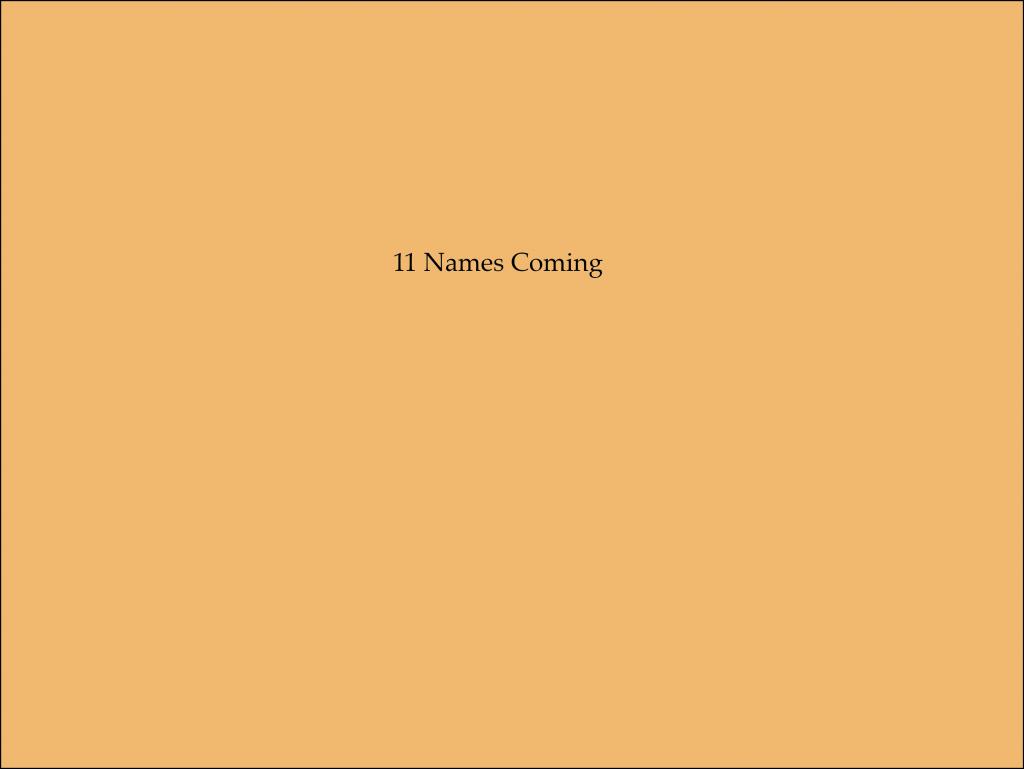 11-names